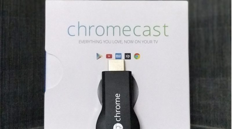 Google Chromecast – Turn your TV into a smart TV