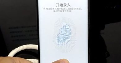 Next revolution in smartphone – Under display fingerprint sensor
